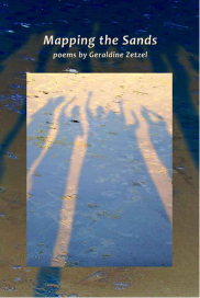 Mapping the Sands poetry by Geraldine Zetzel